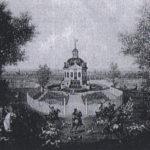 Die Dianaburg mit Forsthaus