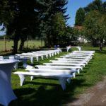 Hochzeit Forsthaus Kalkofen - Freie Trauung