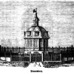 Holzschnitt aus dem Jahr 1865