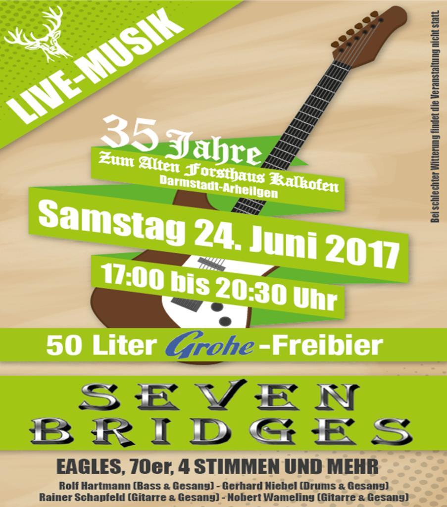 35 Jahre Forsthaus Kalkofen